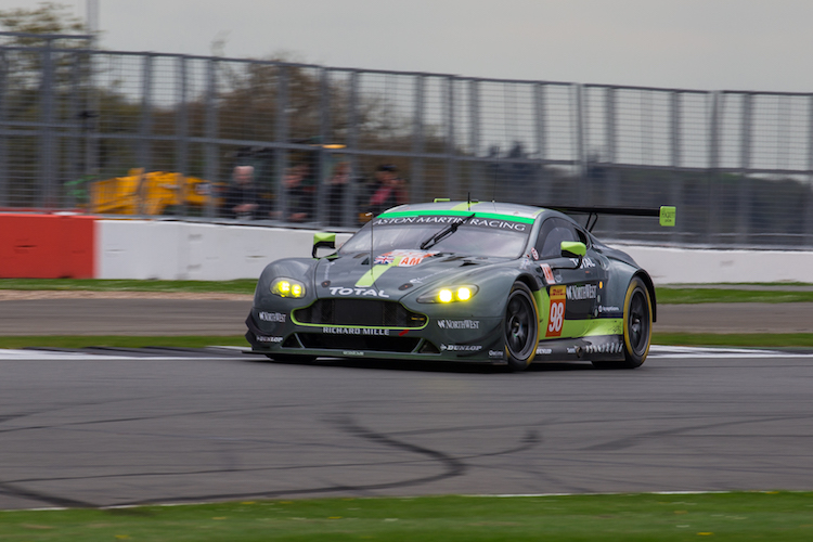 NZ duo finish 2nd at Silverstone