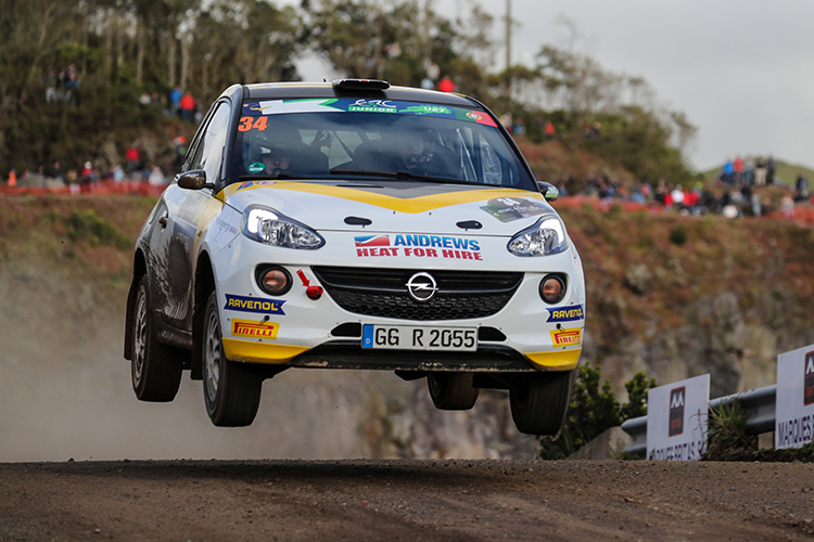 Chris Ingram / Elliot Edmondson - Credit: Photo Jorge Cunha / DPPI