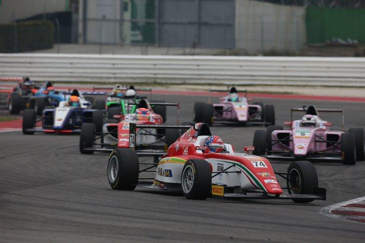 Enzo Fittipaldi (Prema Power Team,Tatuus F.4 T014 Abarth #74) Credit: ACI Sports