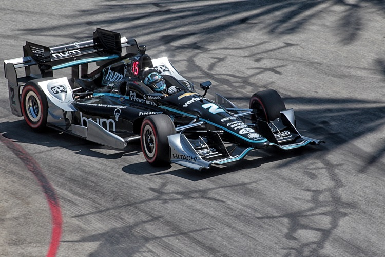Josef Newgarden Our Strategy Didn T Play Out With That