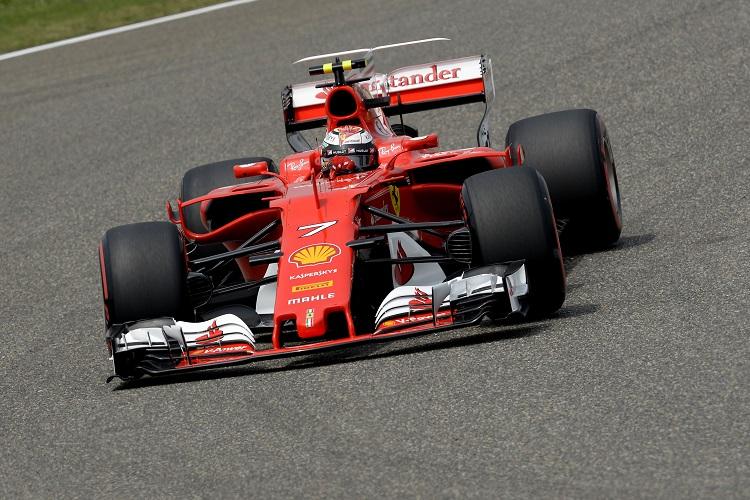 Ferrari to hold Kimi Raikkonen talks after disappointing Chinese Grand Prix?