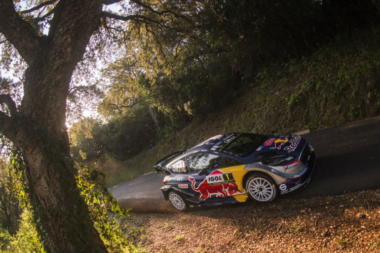 Wrc Boys Are Back On The Black Stuff For The Che Guevara