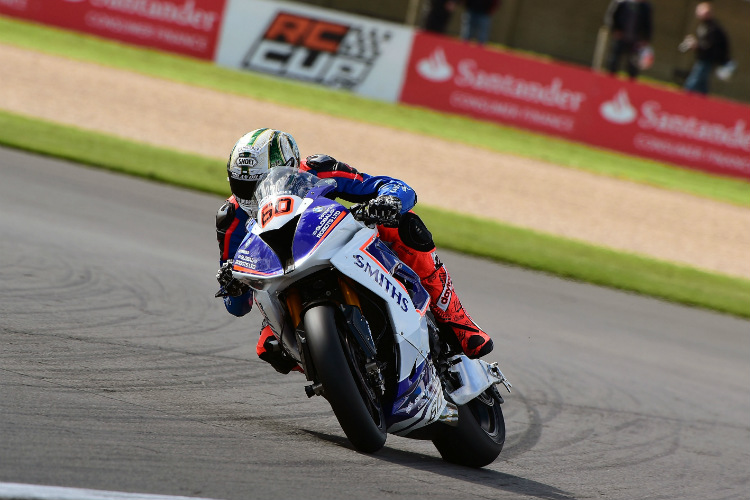 Peter Hickman - Smiths Racing