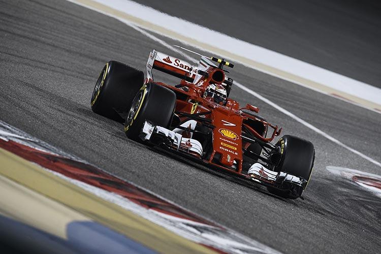 Kimi Raikkonen - Ferrari - Credit: Scuderia Ferrari