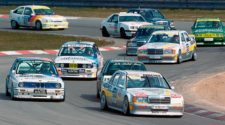 DTM-Start 1990 Nürburgring - Credit: DTM