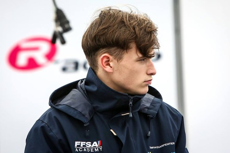 From BRDC F3 Press Release