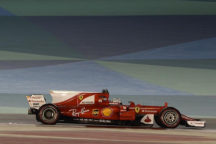 Sebastien Vettel - Ferrari - Credit: Scuderia Ferrari