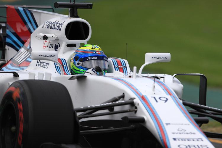 Massa in war of words with Verstappen