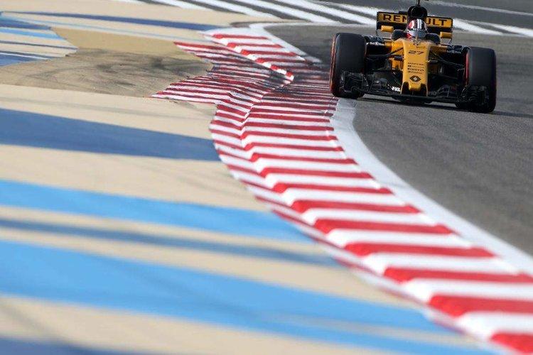 Race pace 'exposed' Renault's flaws - Nico Hulkenberg