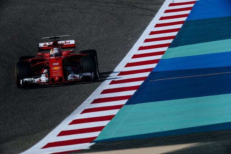 Credit: Scuderia Ferrari