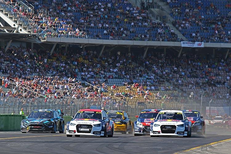 Credit: FIA World RX / IMG