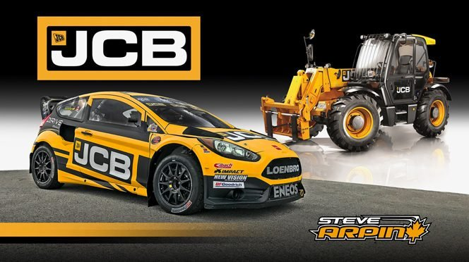 Loenbro reveal JCB livery - The Checkered Flag