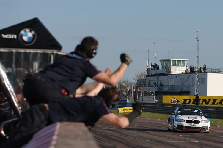 Turkington Didn T Think Milestone Bmw Win Was Possible At