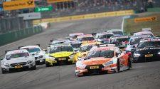 Race 2 start - Credit: DTM Media