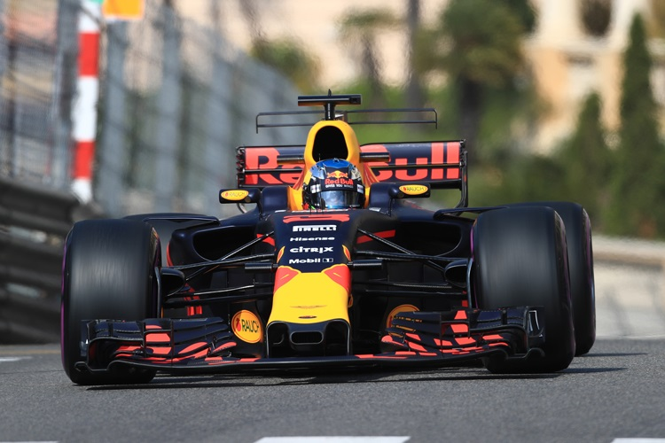 Podium finish at Monaco delights Ricciardo