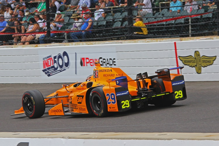 Reporter Out At Denver Post After 'Unacceptable' Tweet About Indy 500 victor
