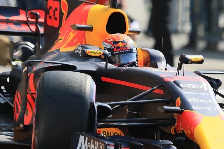 Red Bull adds T-wing at Monaco GP