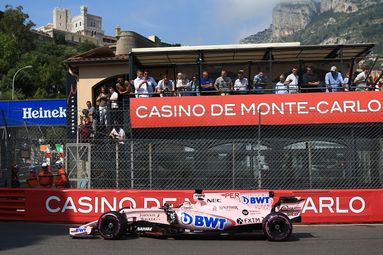Button's Monaco GP comeback ends with rebuke from Wehrlein
