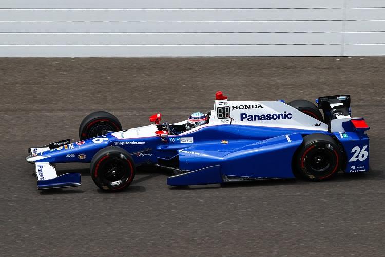 Rally Motor Credit >> Sato revels in 'enjoyable' Saturday Qualifying effort ...