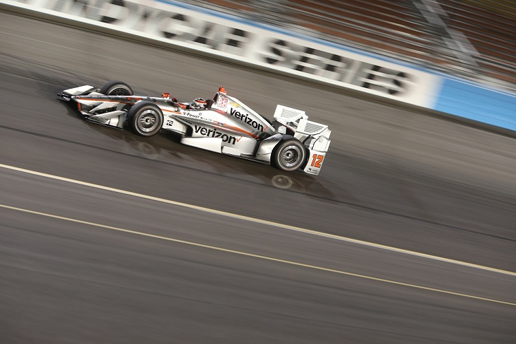 Will Power I M Happy To Finish Second And Get Some Points The Checkered Flag