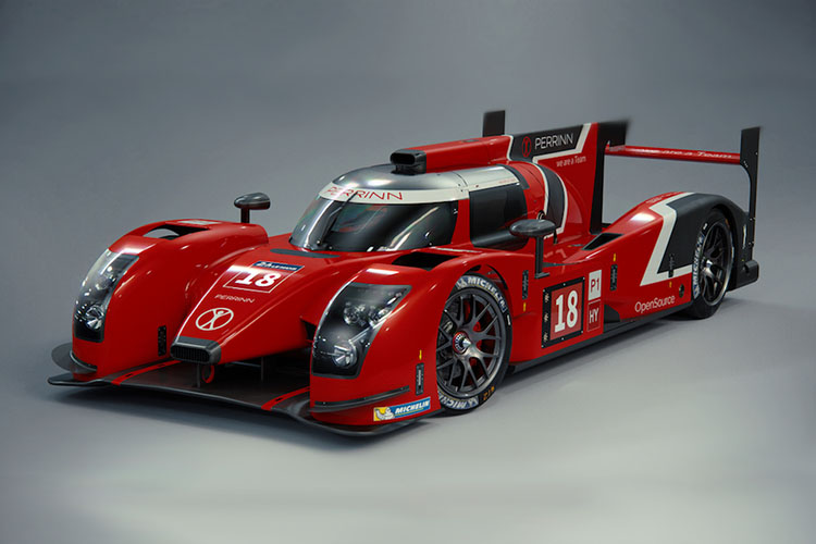 Perrinn Enter The Lmp1 Privateer 2018 Battle The