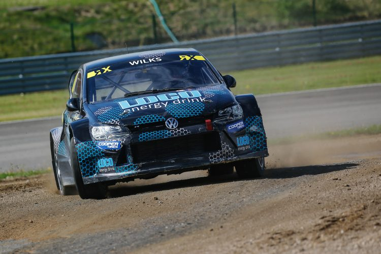 Guy Wilks Hopes For Successful Wrx Home Round At Lydden