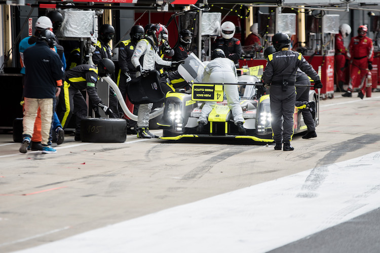 Bykolles Will Not Complete Wec Season The Checkered Flag