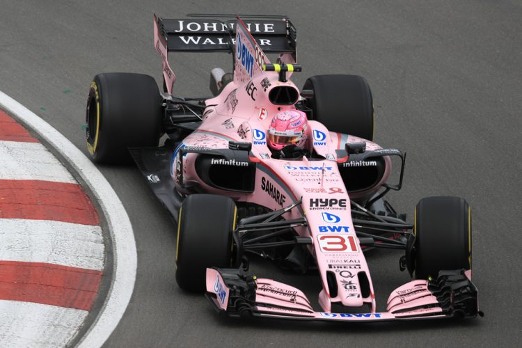 Force India admit team orders may have worked