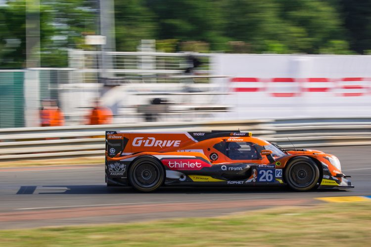 2017 24 Hours of Le Mans: Free Practice Gallery
