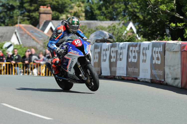 Hickman Isle of Man TT