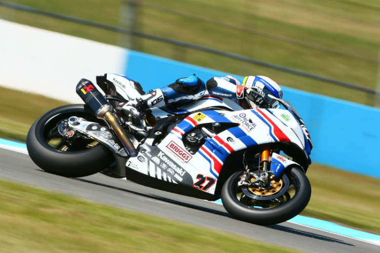 Jake Dixon - BSB Knockhill round-up