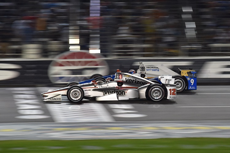 Rally Motor Credit >> Will Power ecstatic after 'intense' Texas victory ...