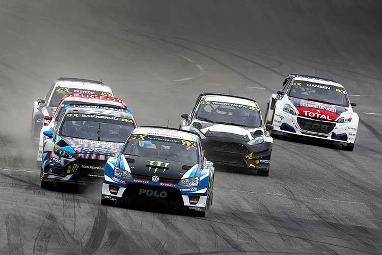 preview  world rx  south africa    place  checkered flag