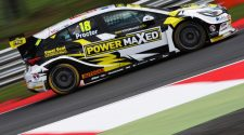 Senna Proctor, Vauxhall Astra, Power Maxed Racing.
