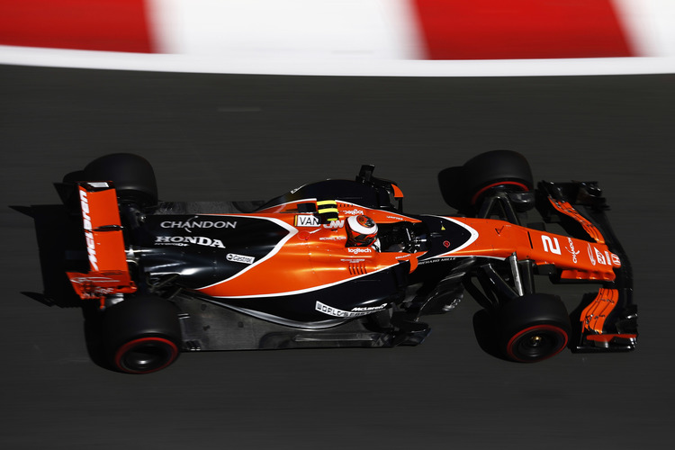 "Stoffel Vandoorne: ""It's great for the team to score our ..."