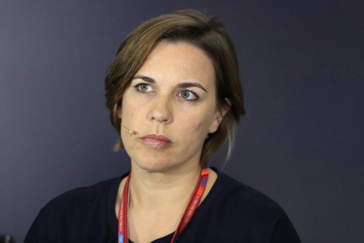 Checkered Flag VW >> Claire Williams Hits Back at Villeneuve's Criticism of ...