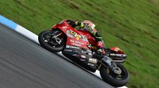 Byrne Takes Pole at Snetterton