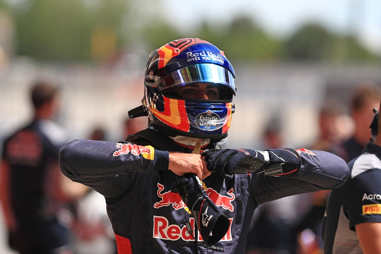 Red Bull : 'Disingenuous' F1 driver Sainz going nowhere: Horner