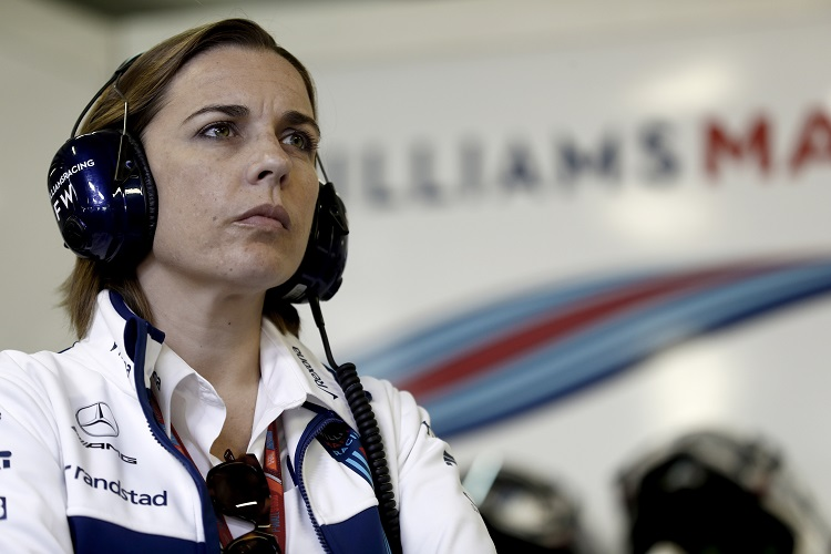 Williams Not Yet Ready To Commit To 2018 Driver Line Up