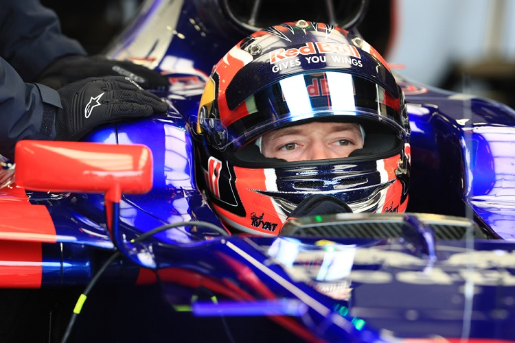 Daniil Kvyat It S Important To Have A Good Qualifying The Checkered Flag