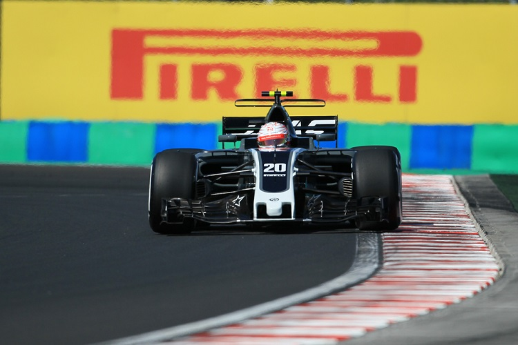 Magnussen, Hulkenberg trade insults in Hungaroring spat