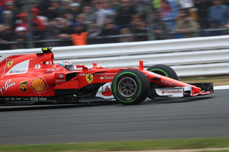 Hamilton wins fourth straight British GP