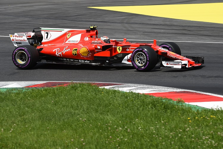 Marchionne sends 'laggard' Raikkonen a warning