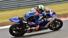 Peter Hickman at Snetterton