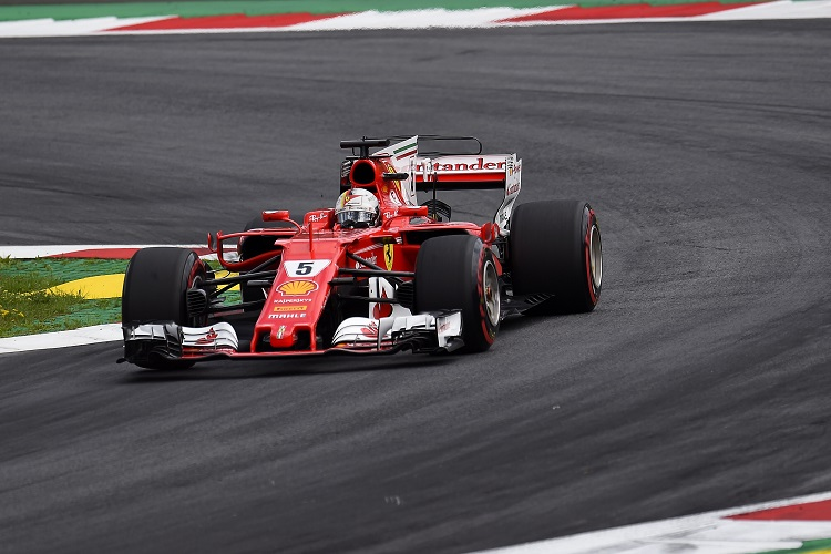 Hamilton fastest in first free practice of Austrian GP