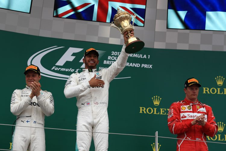 Double point finish for Force India at British Grand Prix