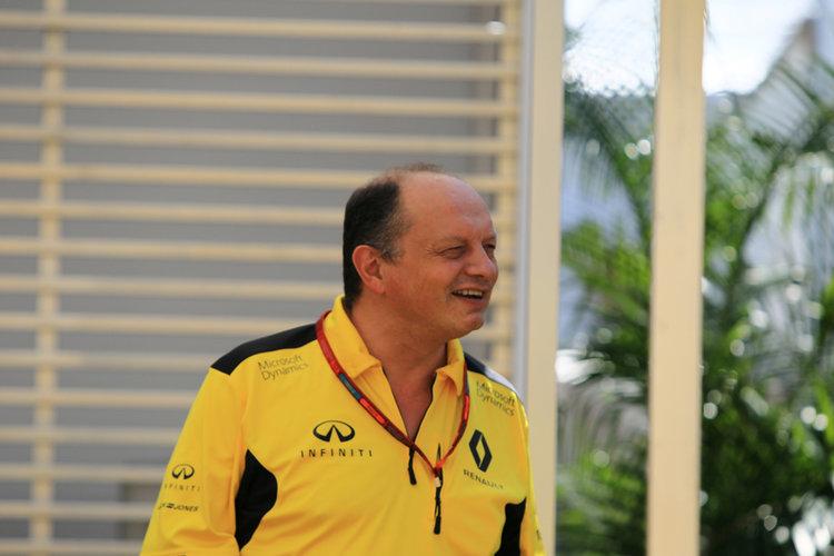 Sauber hire ex-Renault man Frederic Vasseur as new team boss