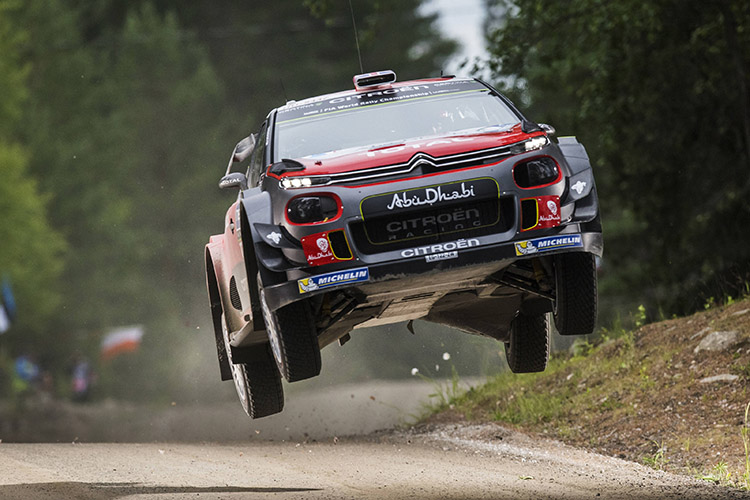 Sebastien Loeb to return to Citroen WRC as test driver