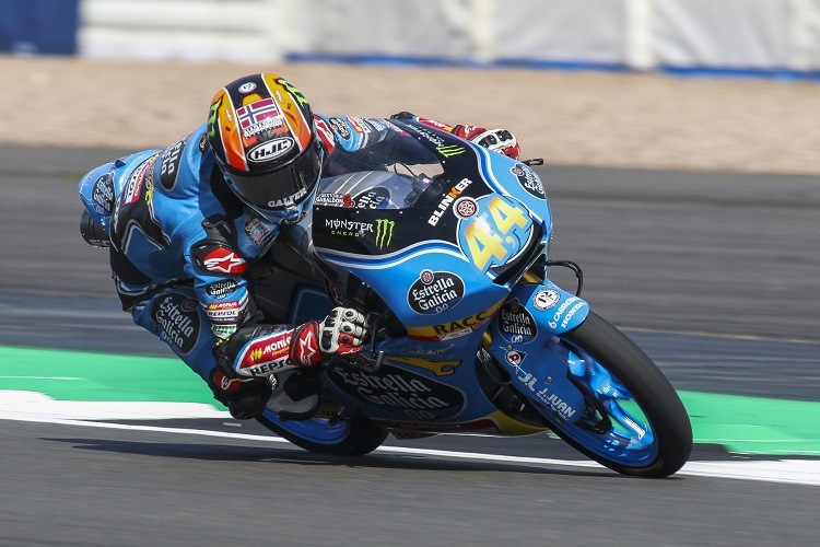 Canet Declared The Winner After Late Red Flag The