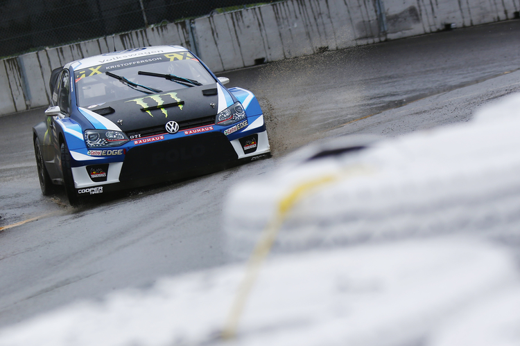 Volkswagen Trois Rivieres >> Kristoffersson Takes Overnight Lead of World RX of Canada - The Checkered Flag